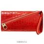 """Клатч """"Croco Nile"""", цвет: красный. S.18.KR"""