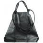 """Сумка женская """"Leigthon"""", цвет: черный. 52964-1970"""
