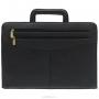 """Папка для документов """"Bollini"""", цвет: черный. 488-9207/C"""