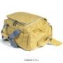 """Сумка для багажа """"Tucano"""", цвет: желтый, 40 л. LBSF-S-Y"""