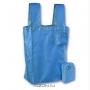 Складная дорожная сумка, голубая, 22 л