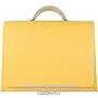 Портфель для документов, цвет: желтый