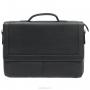 Портфель мужской, цвет: черный. 16МПР_1005_922_01