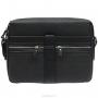 Портфель мужской, цвет: черный. 16МПР_977_01