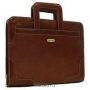 """Папка-портфель для документов """"Protege"""". Коллекция """"Absolute"""", цвет: коричневый"""