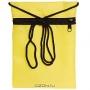 Сумка-чехол для документов, цвет: желтый