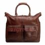 Дорожная сумка со съемным плечевым ремнем Dr. Koffer B246250-02-09