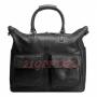 Дорожная сумка со съемным плечевым ремнем Dr. Koffer B246250-02-04