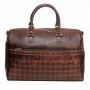 Дорожная сумка со съемным плечевым ремнем Dr. Koffer B402259-02-09