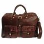 Дорожная сумка со съемным плечевым ремнем Dr. Koffer B402172-02-09
