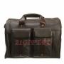 Дорожная сумка со съемным плечевым ремнем Dr. Koffer P402215-82-09