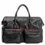 Дорожная сумка со съемным плечевым ремнем Dr.Koffer B483940-02-04